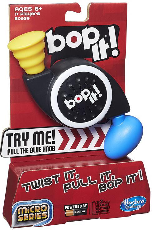 Bop It & Simon Micro Asst