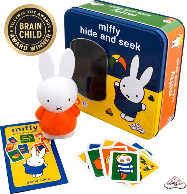 Miffy Hide & Seek