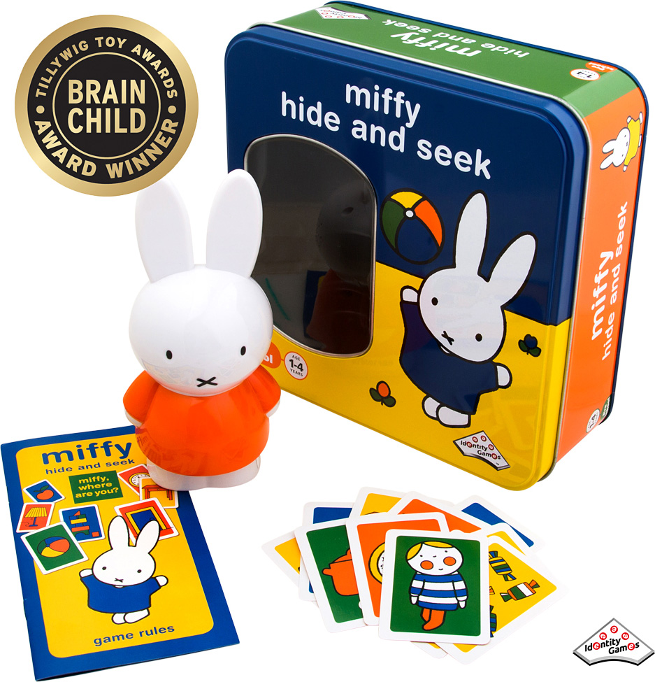 Miffy Hide & Seek