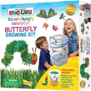 Hungry Categillar Growing Kit - Eric Carle