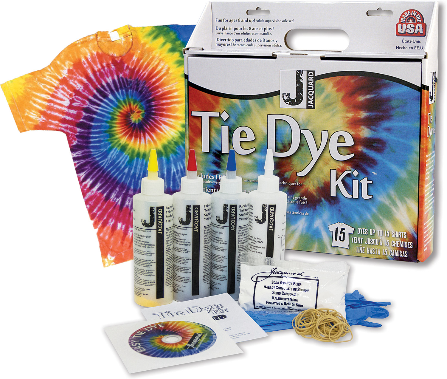 Large Tie Dye Kit – Modern