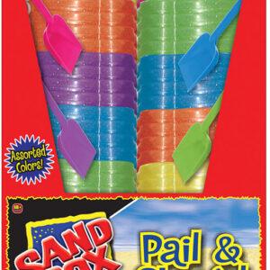 SAND PAIL & SHOVEL