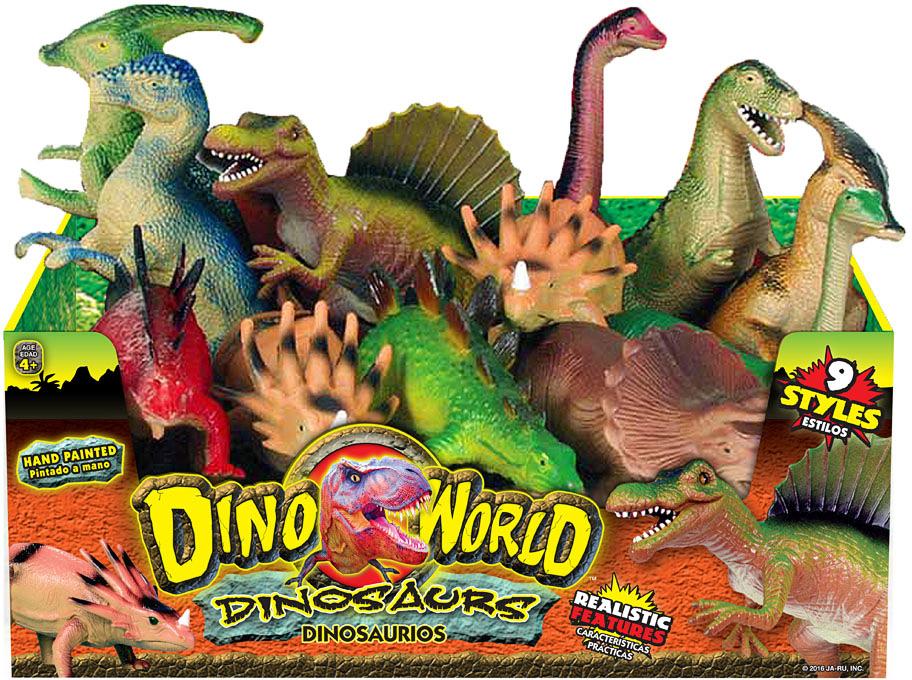 DINO WORLD DINO PDQ 12
