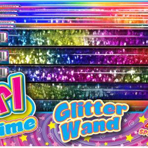 Twirl Time GLITTER WAND PDQ 36