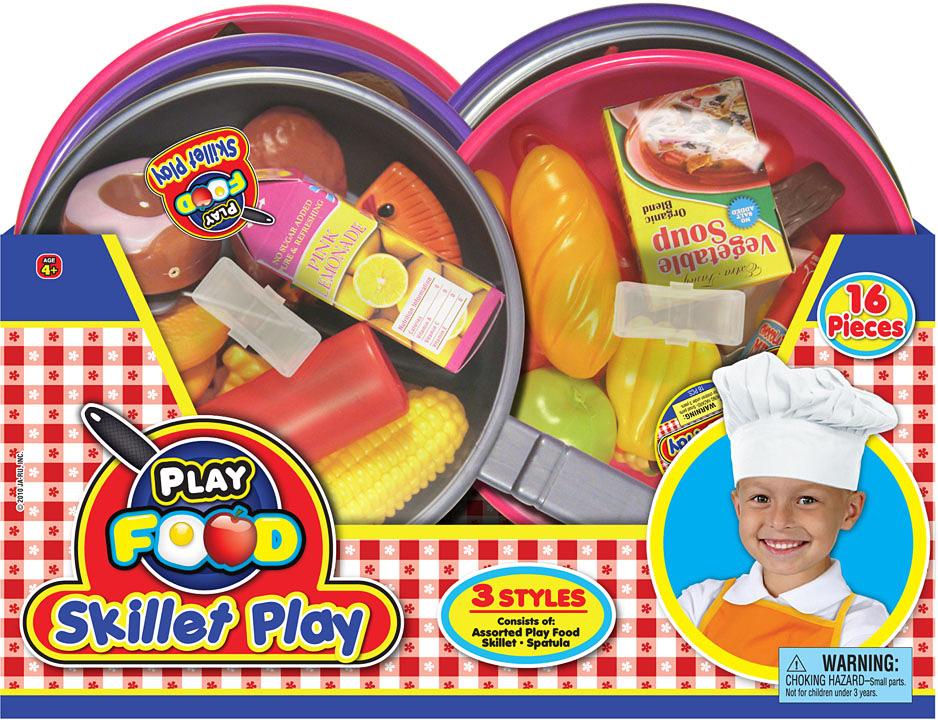 Play FOOD SKILLET PDQ 6
