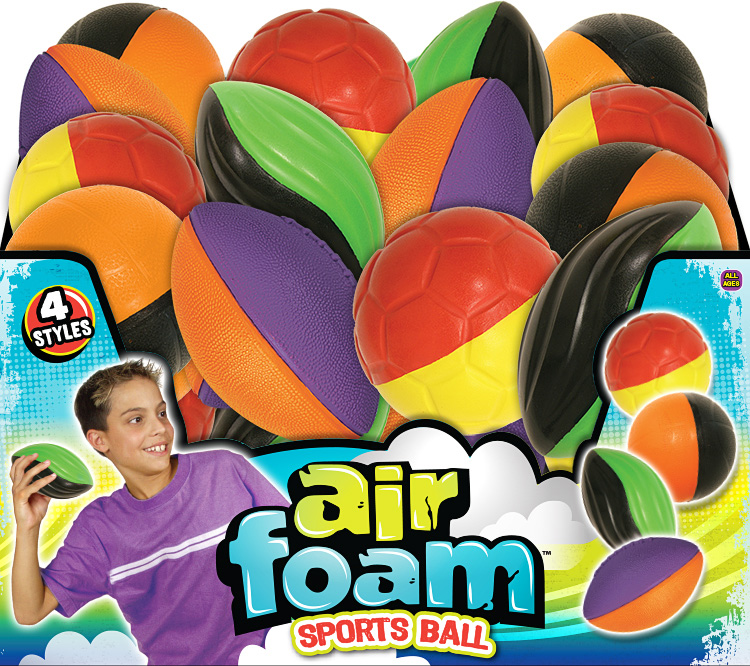 AIR FOAM SPRT BALL PDQ24