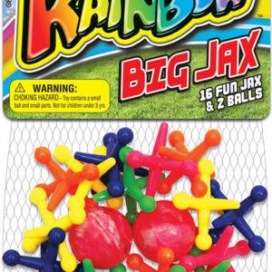 RAINBOW DOUBLE BIG JAX