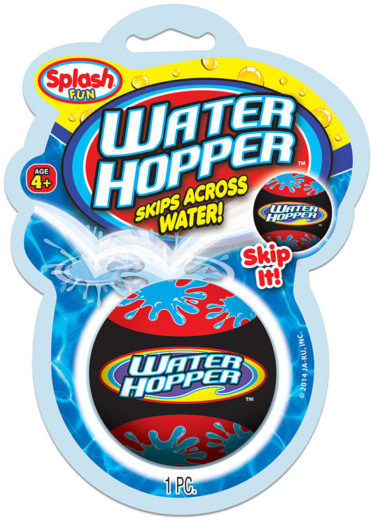 SPLASH FUN WATER HOPPER