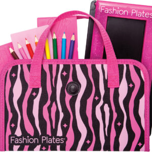 Fashion Plates Superstar Deluxe Kit