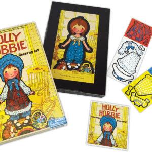 Retro Holly Hobbie Colorforms