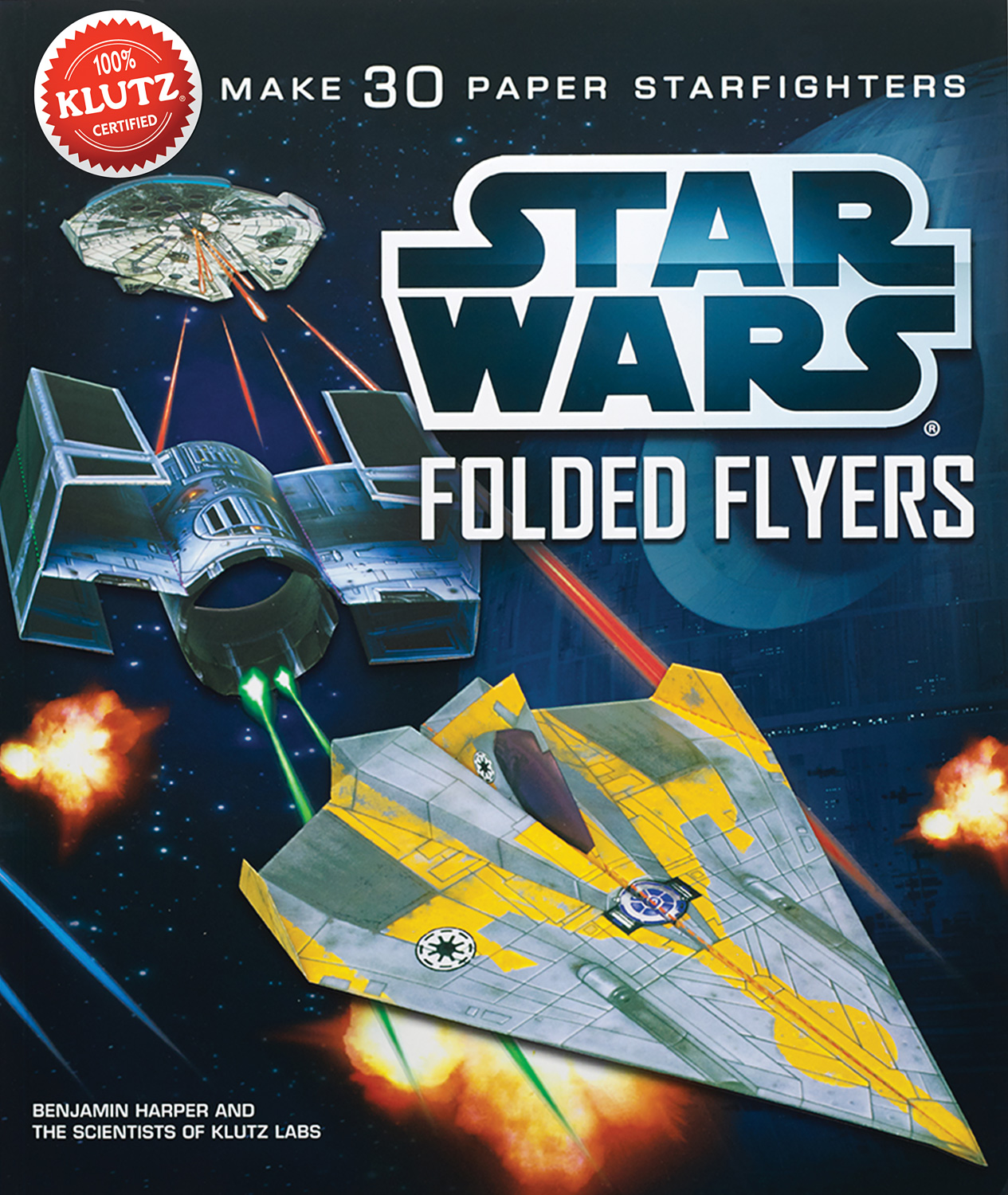 STAR WARS® FOLDED FLYERS