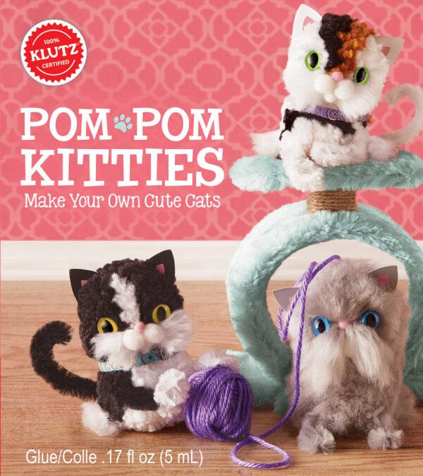 POM-POM KITTIES