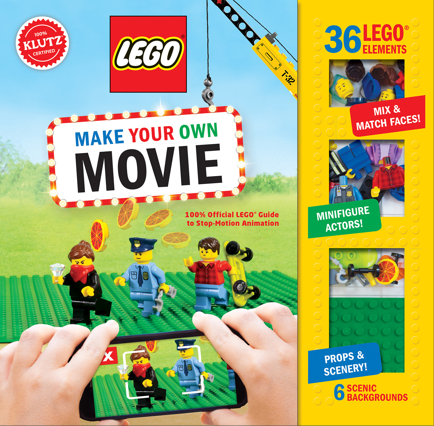 LEGO® MAKE YOUR OWN MOVIE