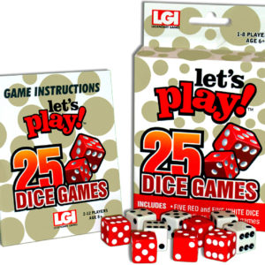 Lets Play 25 Games - Dice