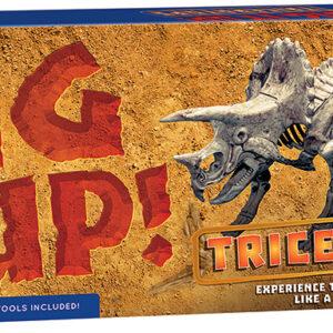 Dig It Up! Dinosaur Model: Triceratops