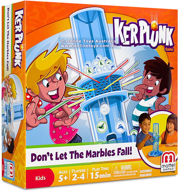 KERPLUNK!® Game
