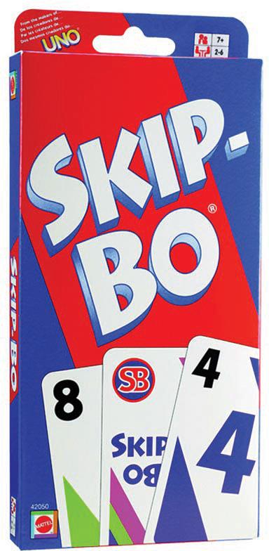 SKIP-BO® Card Game