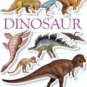Sticker Book, Dinosaur