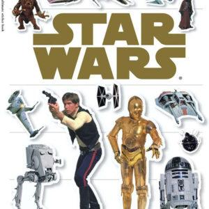 Ultimate Sticker Book, Star Wars Classic