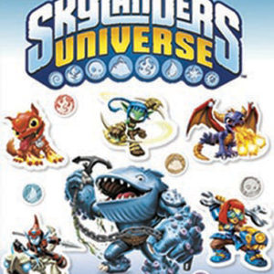 Ultimate Sticker - Skylanders