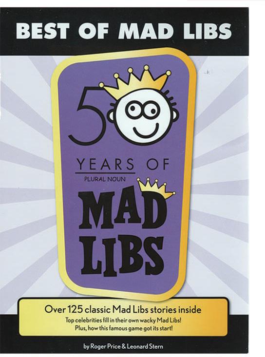 Madlibs, Best of