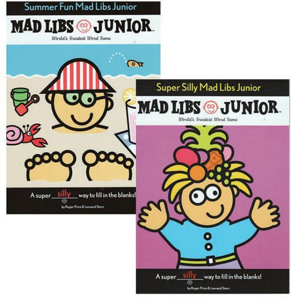 Madlibs, Summer Fun Junior