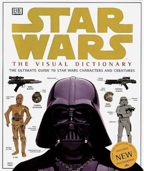 Star Wars: Complete Visual Dictionary