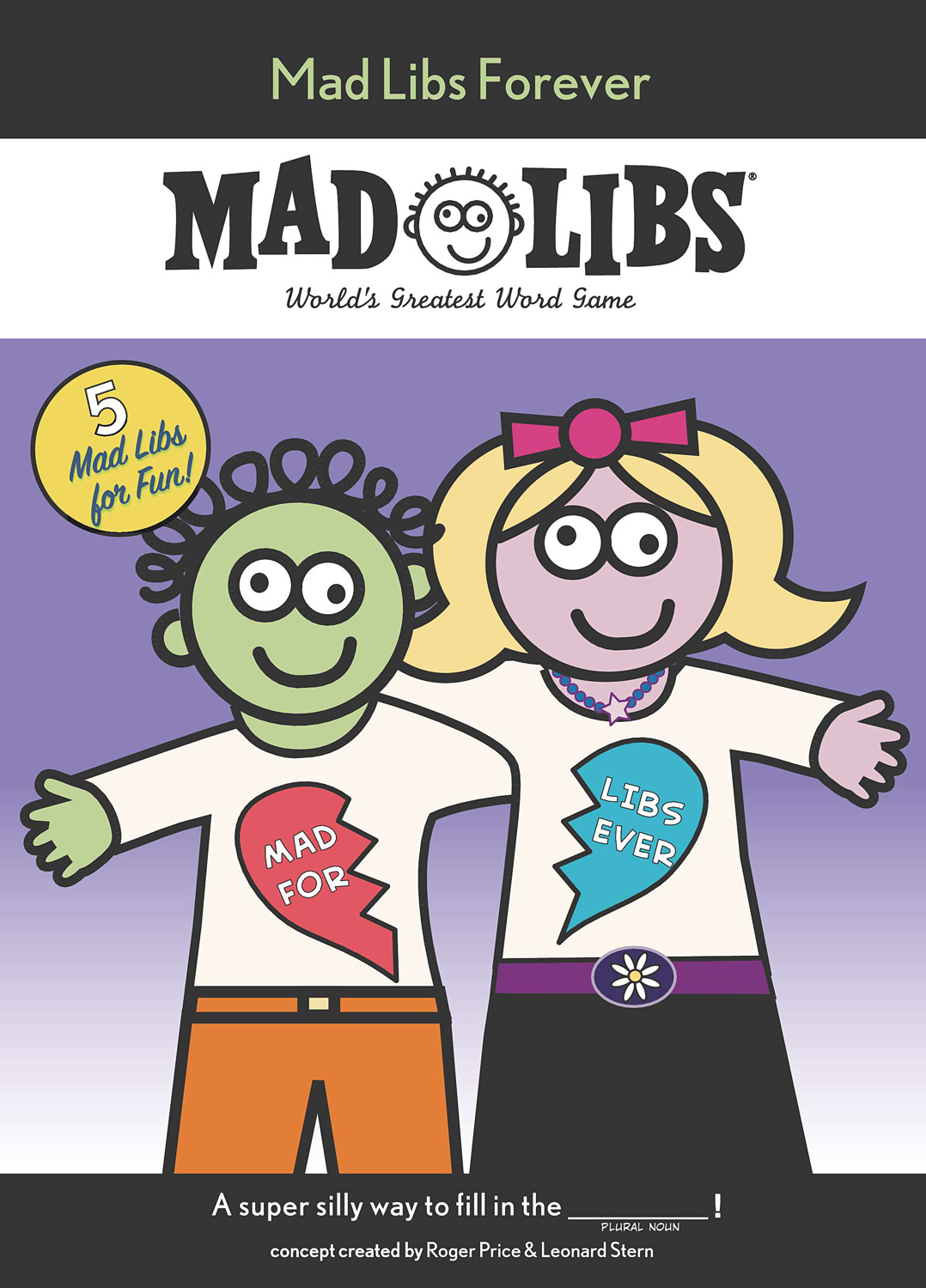 Mad Libs Forever