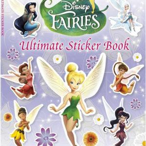Ultimate Sticker Book, Disney Fairies
