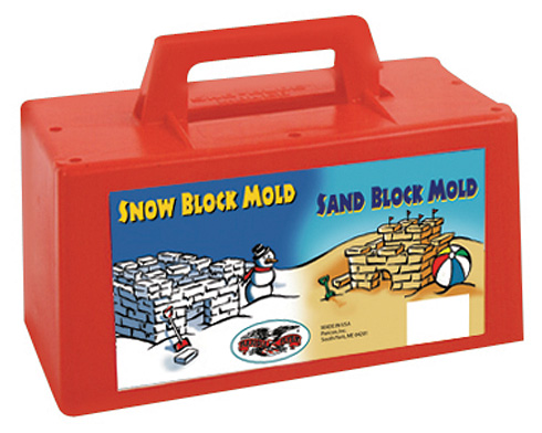 Sand and Snow Block Maker