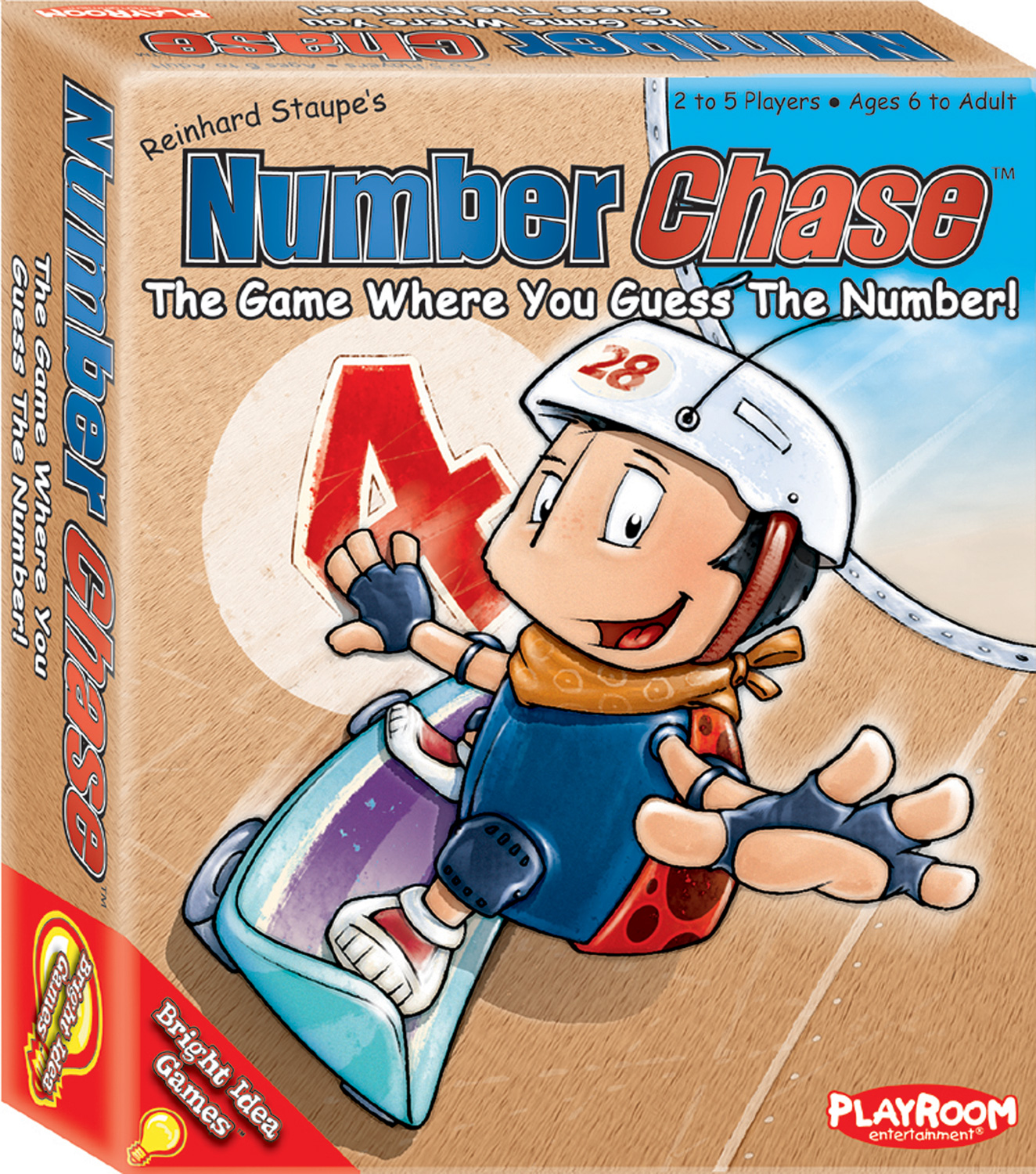 Number Chase Game