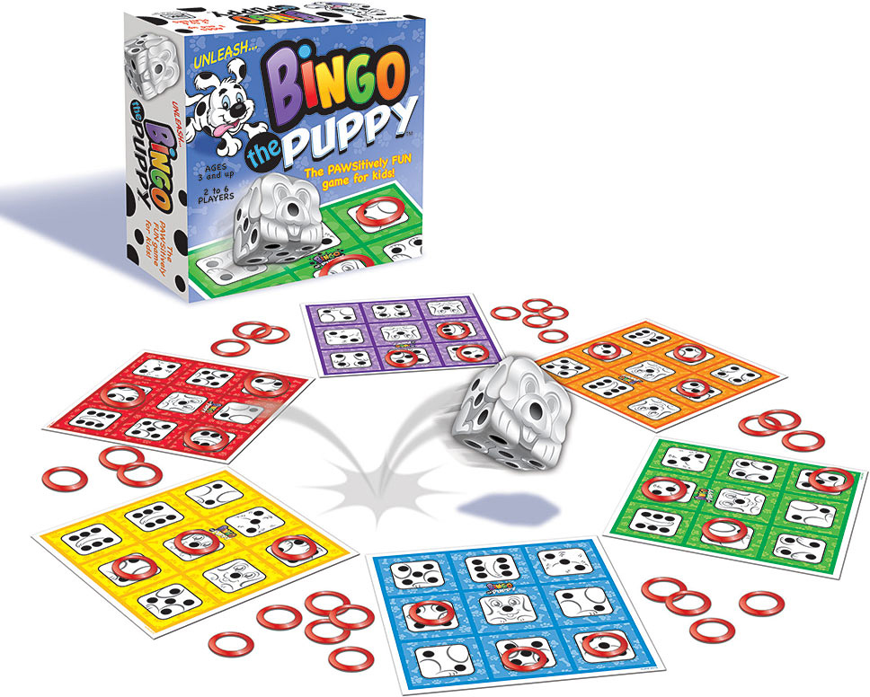 Bingo the Puppy®