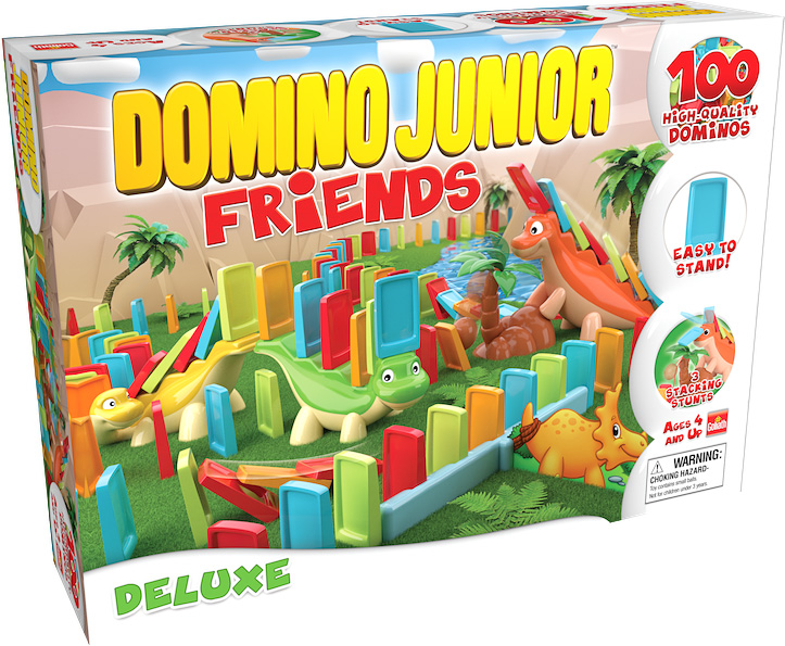 Domino Junior™ Friends Deluxe