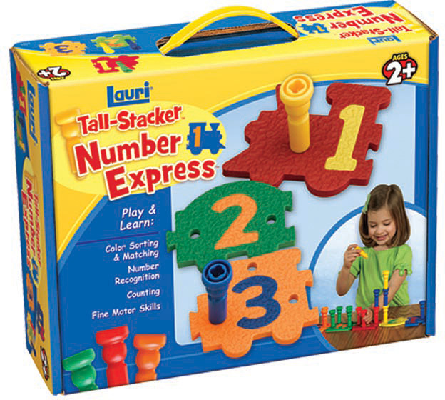 Tall Stacker Number Express