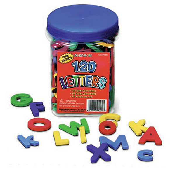 Magnetic Letters 120 pc