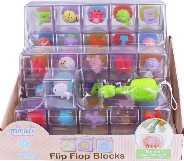 Flip Flop ABC Blocks