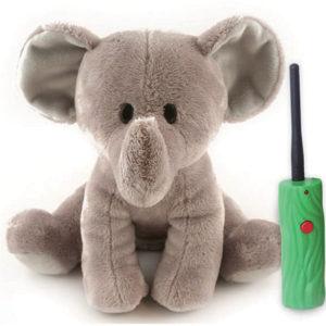 Hide & Seek Safari Jr Elephant