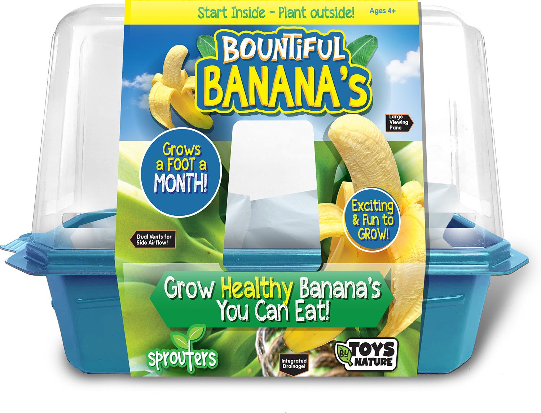 Bountiful Bananas