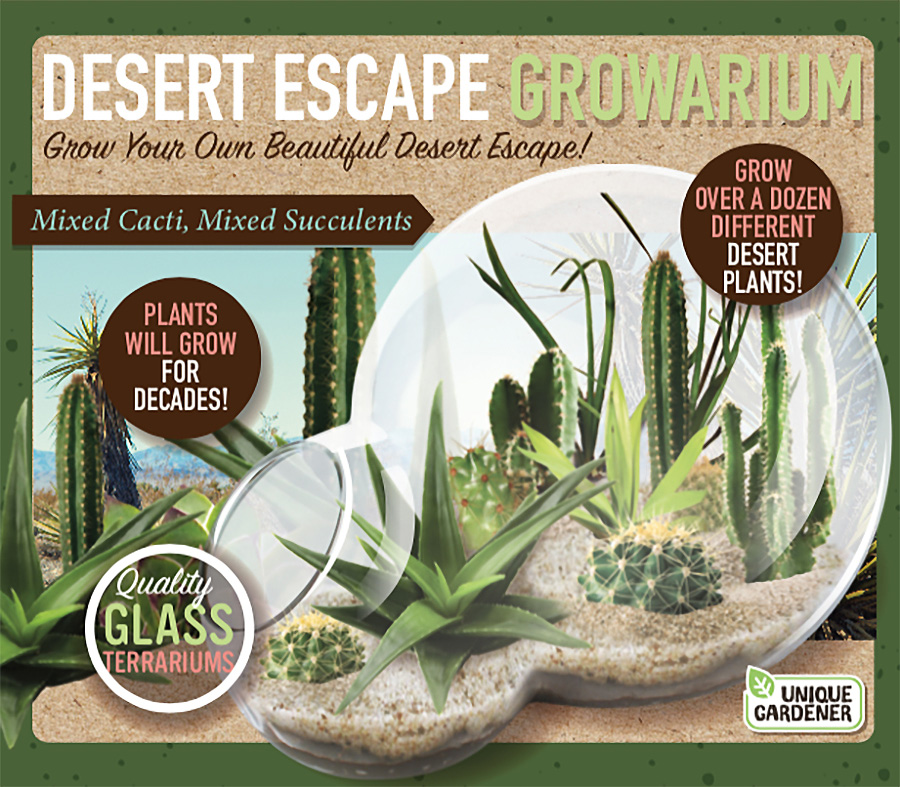 Desert Escape Growarium