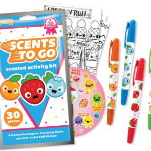 Scents to Go Gel Crayons