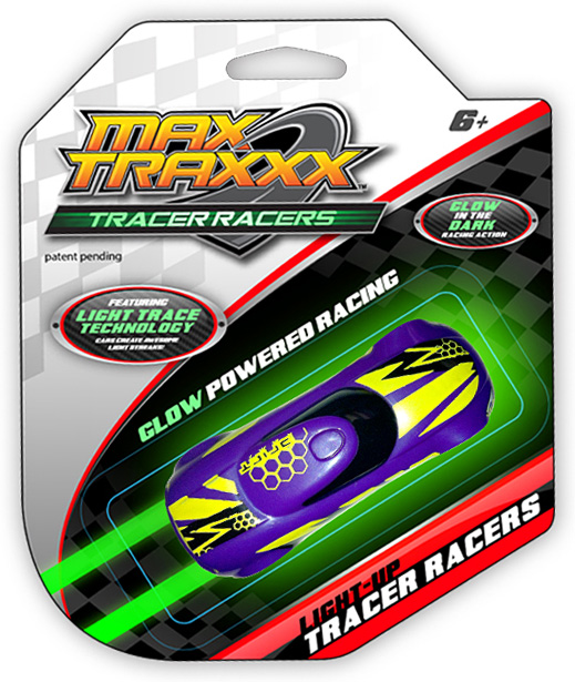 Tracer Racer Blister