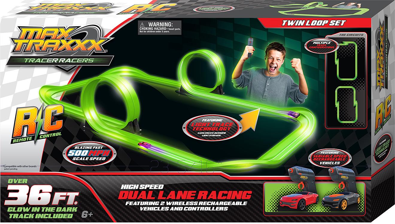 Tracer Racer RC Dual Loop
