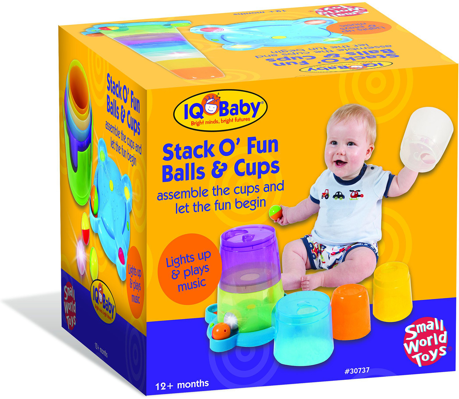 Stock O Fun Cups & Balls