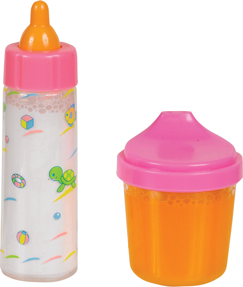 Bottle & Juice Cup