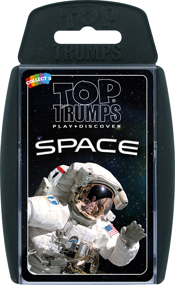 Space Top Trumps