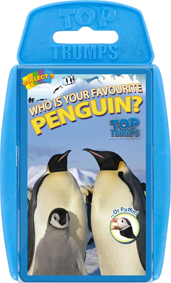 Penguins Top Trumps