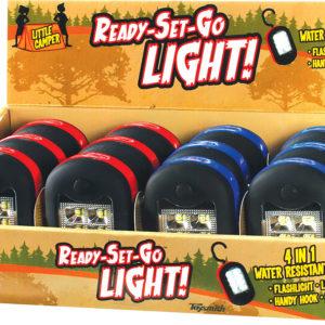 Ready-Set-Go Light