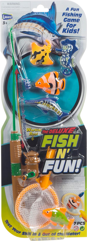 DELUXE FISH N FUN