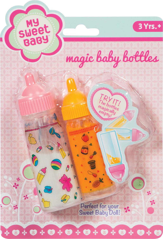 Magic Baby Bottles