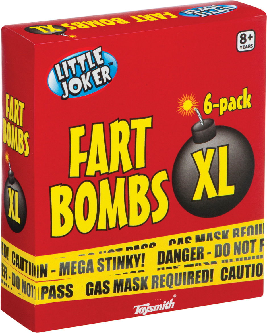 Fart Bombs